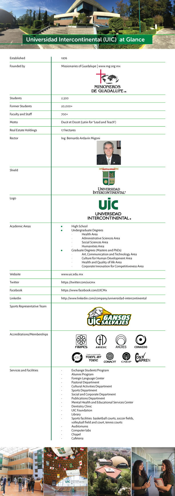 UIC at a Glance