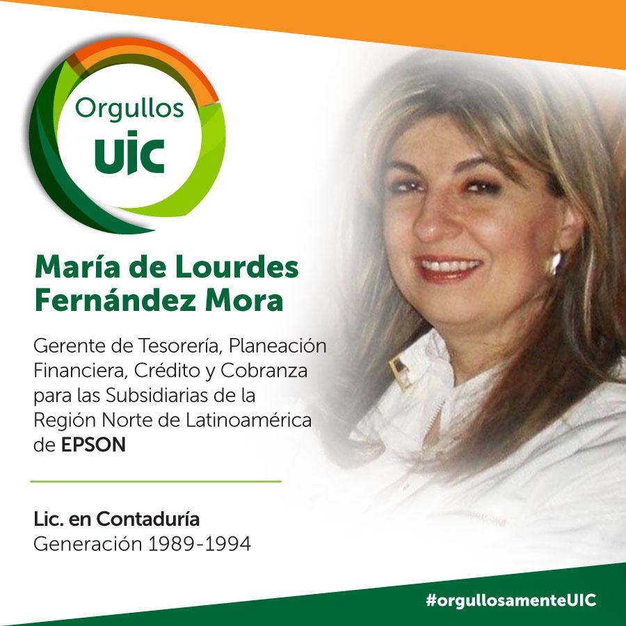 María Lourdes Fernández