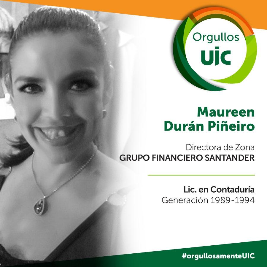 Maureen Durán