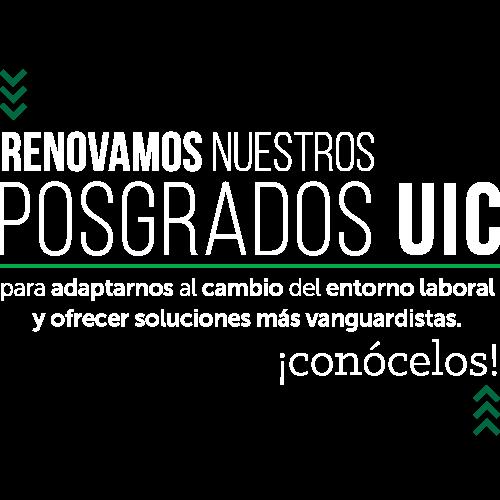 Posgrados UIC