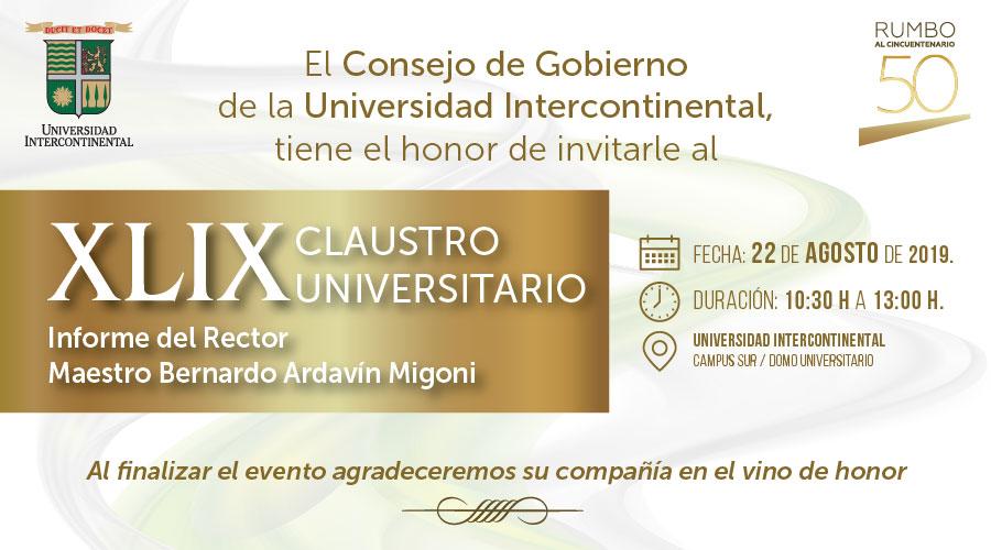 Claustro Universitario