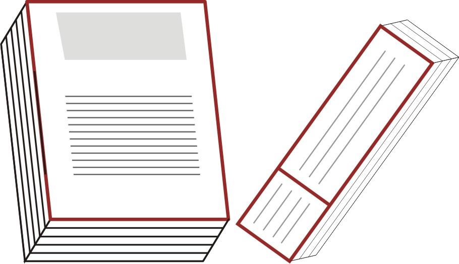 Formatos institucionales