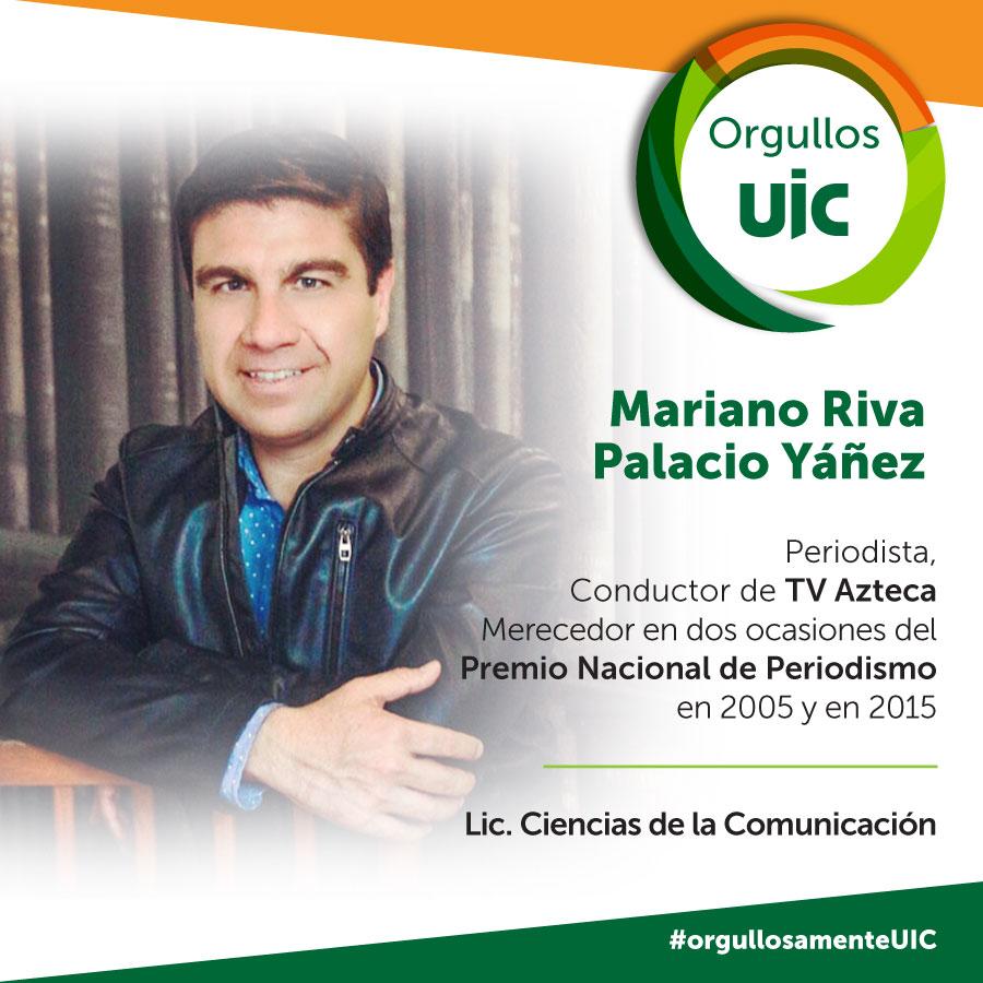 Mariano Riva Palacio