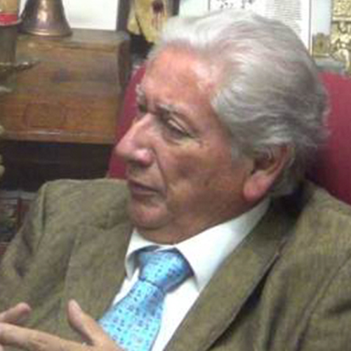 Lic. Horacio Sentíes Rodríguez