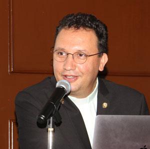 P. Juan Francisco Torres MG