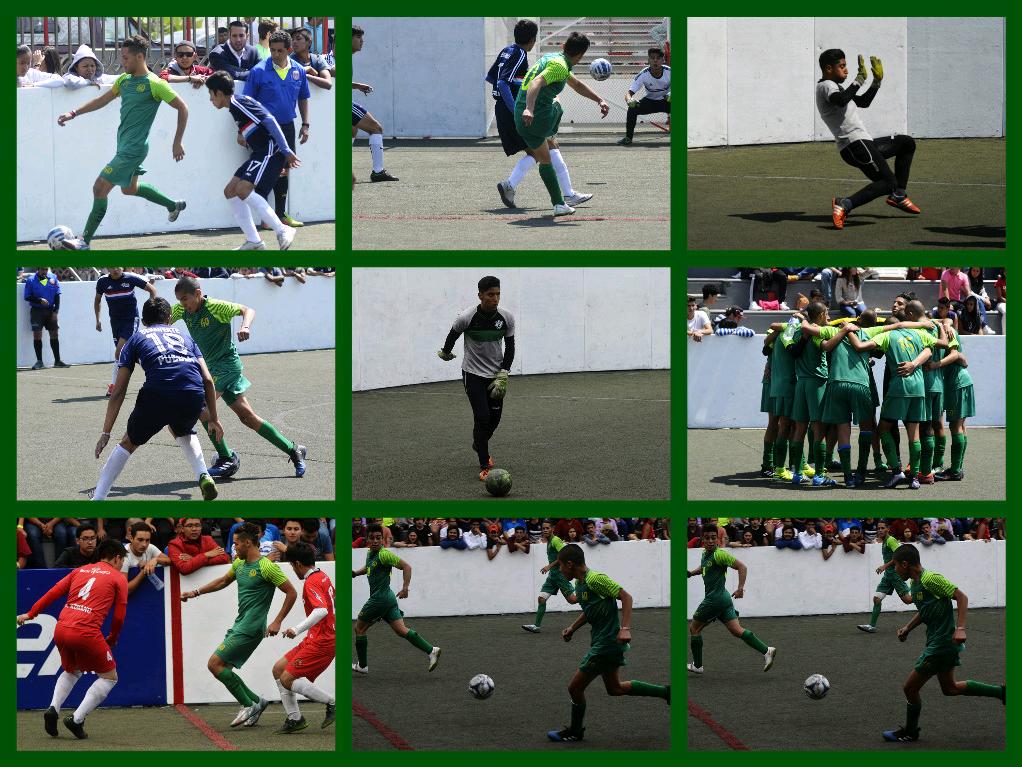 ¡Felicidades subcampeones del Torneo interprepas UPAEP!