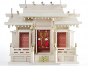 Kamidana, altar doméstico miniatura, 527 KB, museo