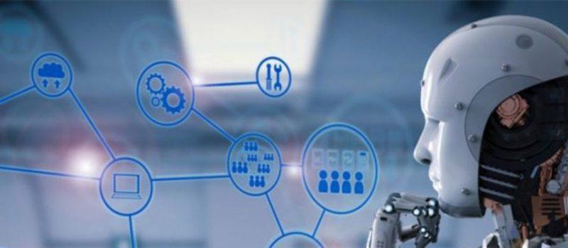 La inteligencia artificial en el Marketing, un robot inteligente, 75KB, inteligencia artificial