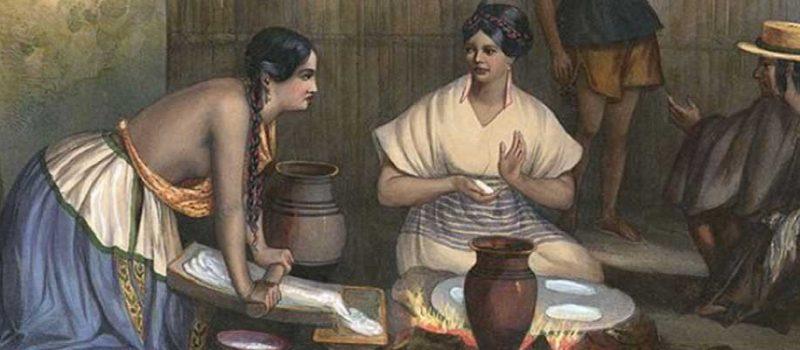 mujer mujeres cocinando, 97 KB, la mujer