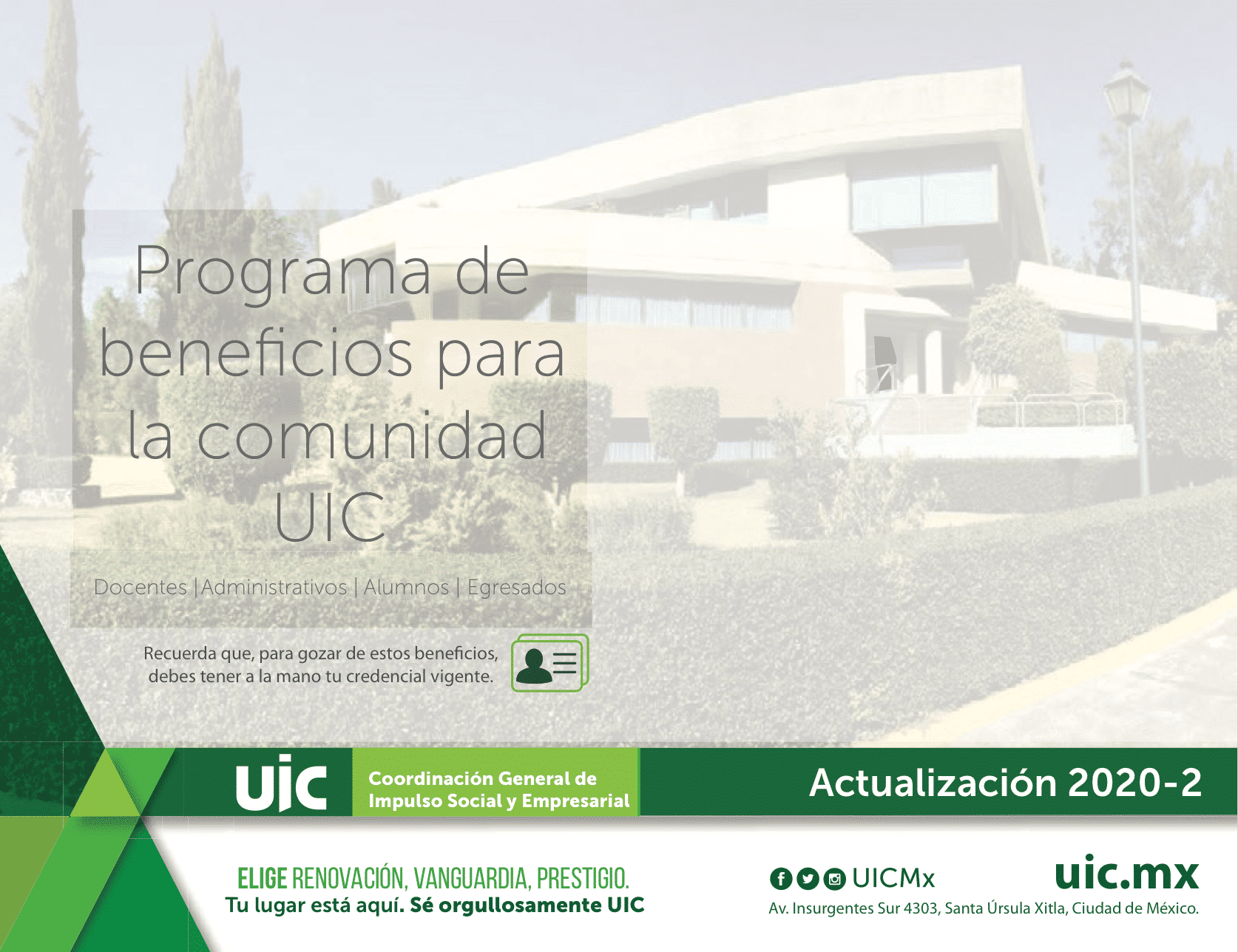 Vinculación Universitaria